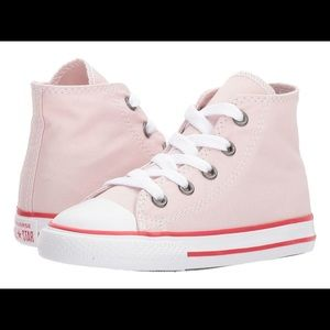 Infant converse Chuck Taylor Hightop's